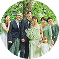 少人数の結婚式