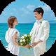リゾート気分が味わえる結婚式場特集