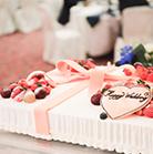 オリジナルケーキ対応可の結婚式場特集
