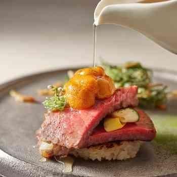 【料理】ゲストへ至福のおもてなし