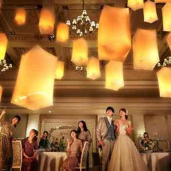 理想の結婚式にする演出の数々