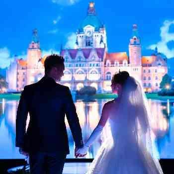 二人らしさがあふれる結婚式