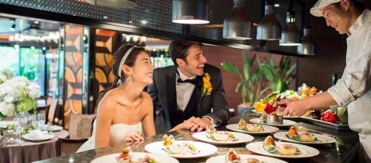 ジャパニーズキュイジーヌのお料理で親しい皆様と最幸の一時を