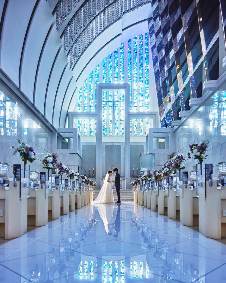 エリア最大級の高さと大きさを誇る本物の大聖堂