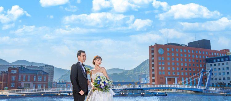 関門海峡を望むロケーション