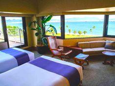 リゾートホテルを満喫