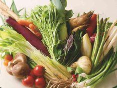 地元野菜とフレンチの融合