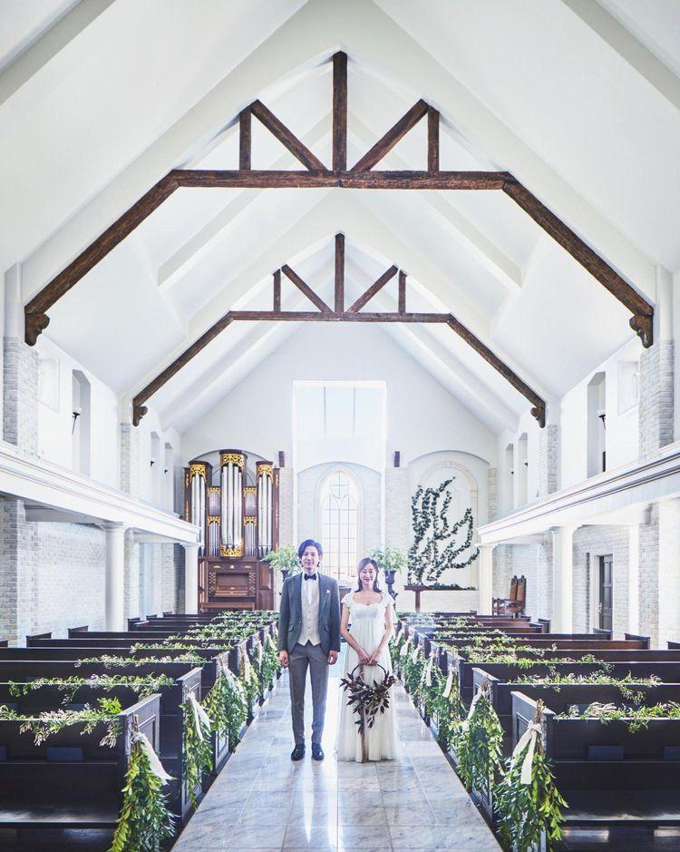 祝福と喝采の大聖堂