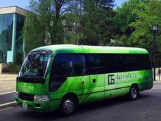 安心の送迎バスサポート