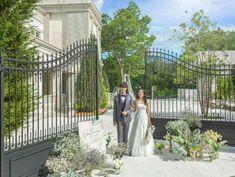 結婚式当日はリムジンで