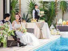 プール付ガーデンでリゾート満喫