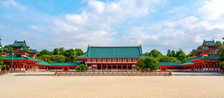 京の都で120余年の時を刻む神殿で叶える、憧れの神前式