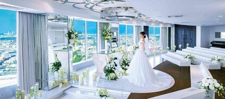 窓一面に広がる横浜や東京の絶景