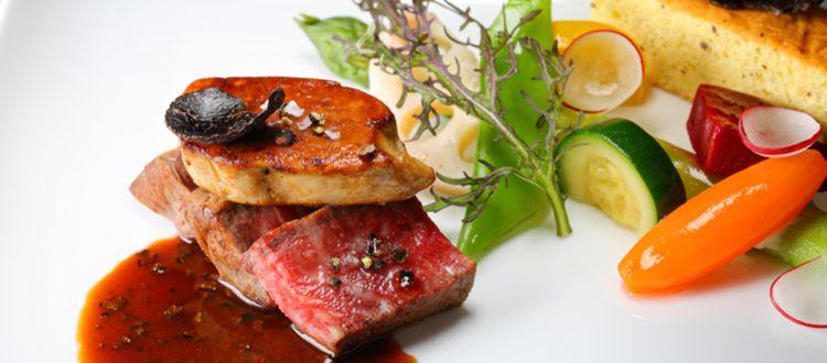 「和の深い味わい」と「洋の華やかな彩り」の絶品料理の数々