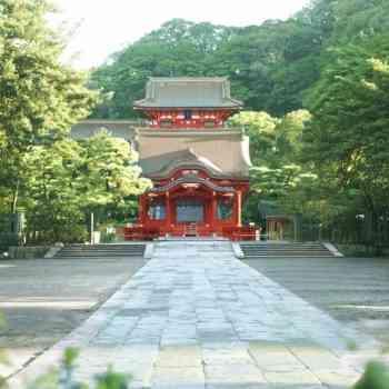 古都鎌倉鶴岡八幡宮での伝統挙式