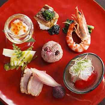 奈良の食材と伝統のお料理