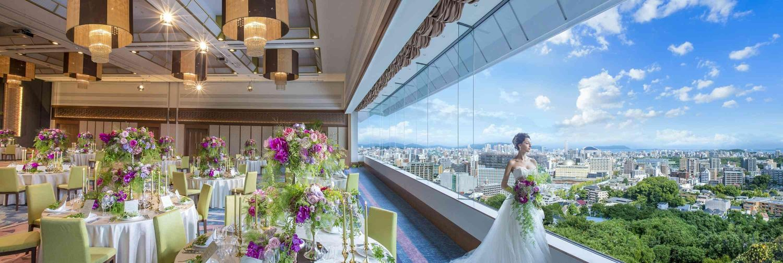 THE MARCUS SQUARE アゴーラ福岡山の上ホテル&スパ