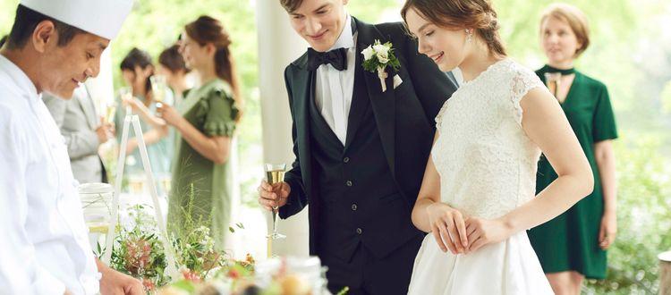 自然の中でのフォトスポットも充実、和装での撮影も人気