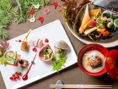 奈良の食材で和食を楽しむ