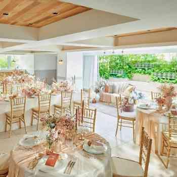 貸切邸宅で叶うふたりらしい結婚式