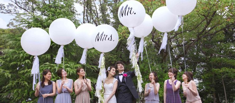 おふたりに合わせた様々な結婚式が叶う貸切空間