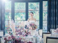 結婚式のイメージが沸くはず♪