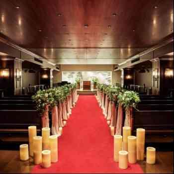 海外のようなクラシカルな教会