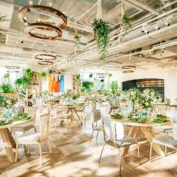 アトリエらしい結婚式の過ごし方