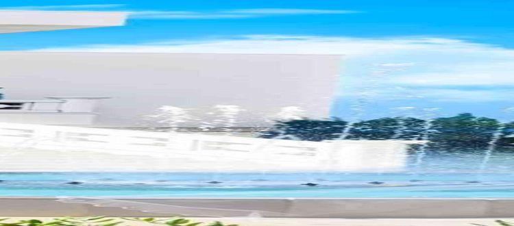 輝きの「白」を基調とした華麗で優美な空間