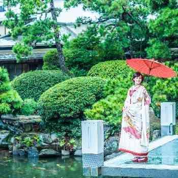 700坪の日本庭園