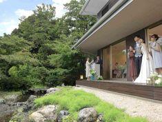 四季折々の草花で彩る景観