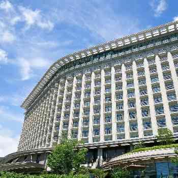広大な敷地のリゾートホテル