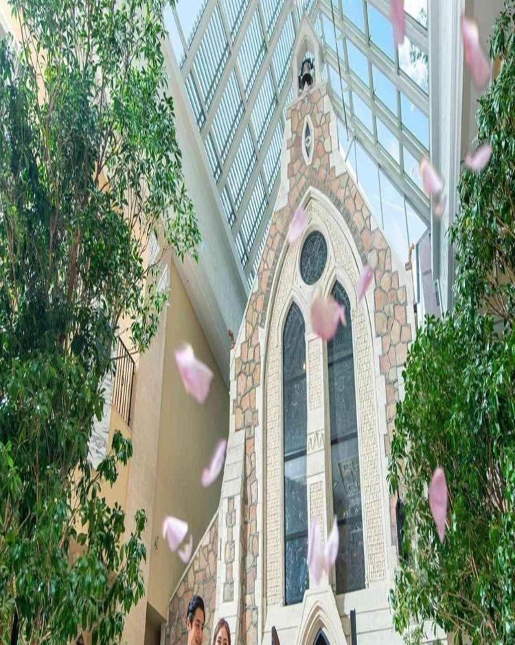 ロンドンのチェルシーに実在する教会サイモンゼロテス教会