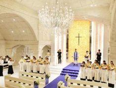 【感動】と【迫力】の大聖堂挙式