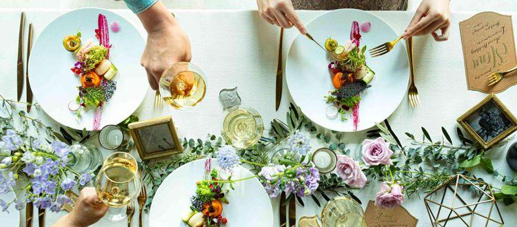 お箸で召し上がることが出来る究極の和フレンチを堪能する
