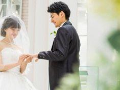 花嫁を美しく輝かせるチャペル