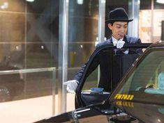 タクシー&駐車場の優待付き!