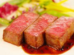 シェフ自慢の絶品お肉料理