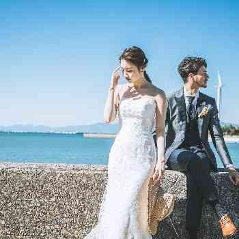 オーシャンビュー×自由な結婚式