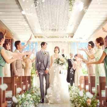 結婚式場を贅沢に『まるごと貸切』