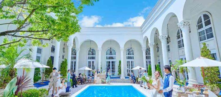 《千葉みなと徒歩1分》花嫁姿が映える《大階段》付き貸切邸宅