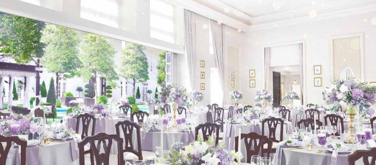 チャペルもパーティ会場も自在にアレンジ、完全貸切の贅沢空間!