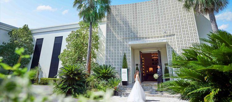 大津駅から5分!水上チャペル&開放的なリゾート邸宅を完全貸切