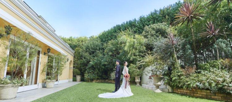 純白のウェディングドレスが映える大聖堂は大阪最大級