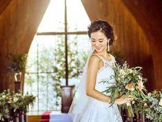 自然に囲まれ笑顔あふれる結婚式