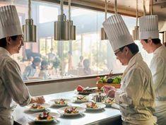 ガーデンで料理を楽しむことも!