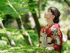 敷地内には日本庭園も