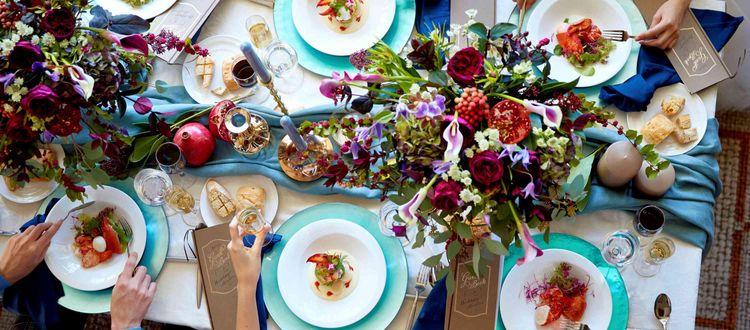 シェフの熱い想いが凝縮された婚礼料理