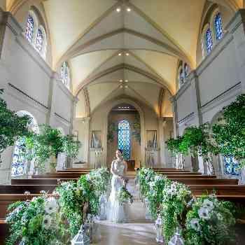 光煌めくエルカミーノリアル大聖堂
