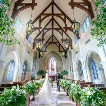 地域最大級の独立型大聖堂